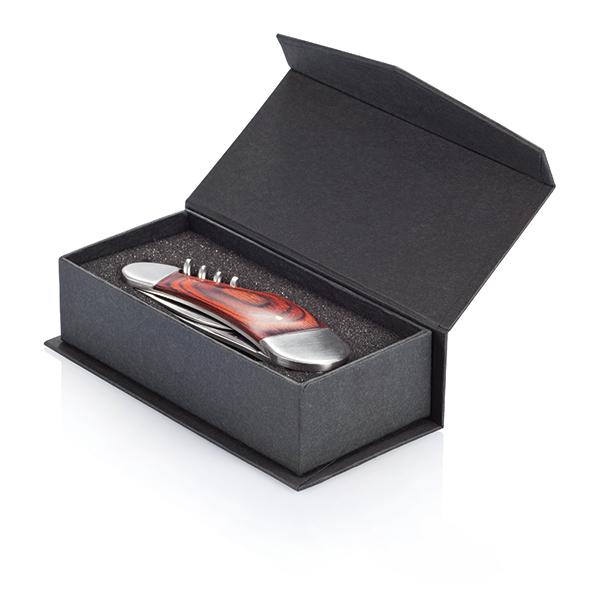 INP135339  Coltellino tascabile Design con impugnatura in legno 4