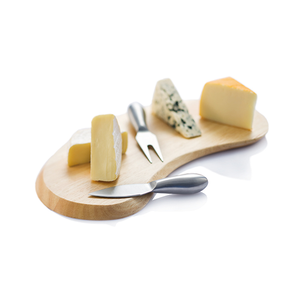 INP261119 Tagliere per formaggi Organic 2
