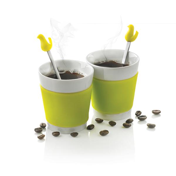 INP263037 Set tazze da caffè Early Bird
