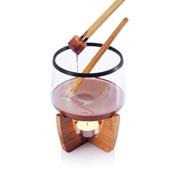 INP263201 Set fonduta per cioccolato Cocoa 1