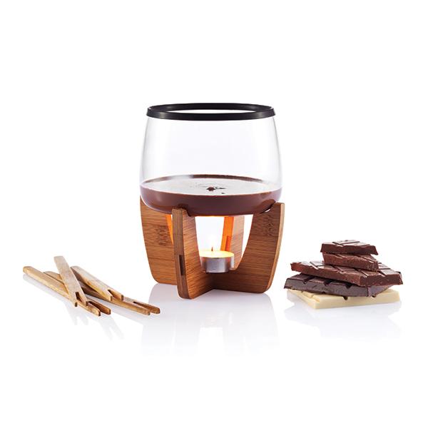 INP263201 Set fonduta per cioccolato Cocoa