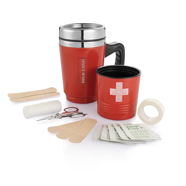 INP265064 Tazza con kit pronto soccorso 1