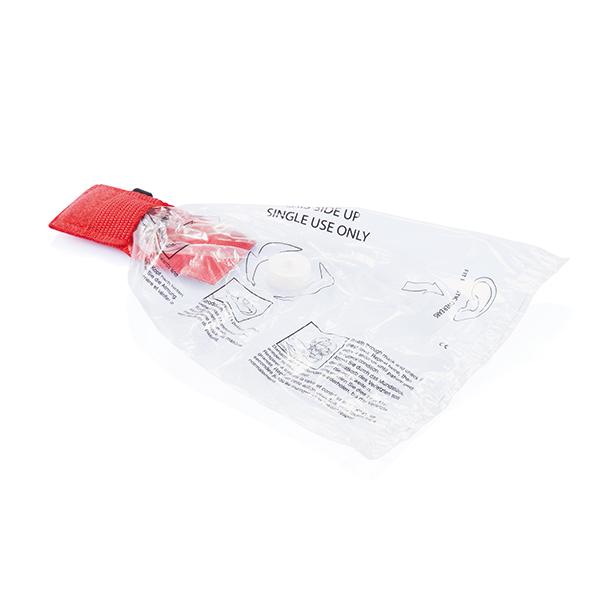 INP265244 Mascherina CPR con portachiavi