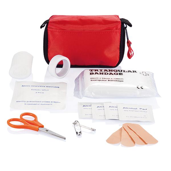 INP265310 Kit pronto soccorso in custodia