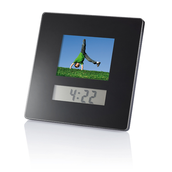 INP300070 Cornice digitale 3,5 pollici con funzione sveglia