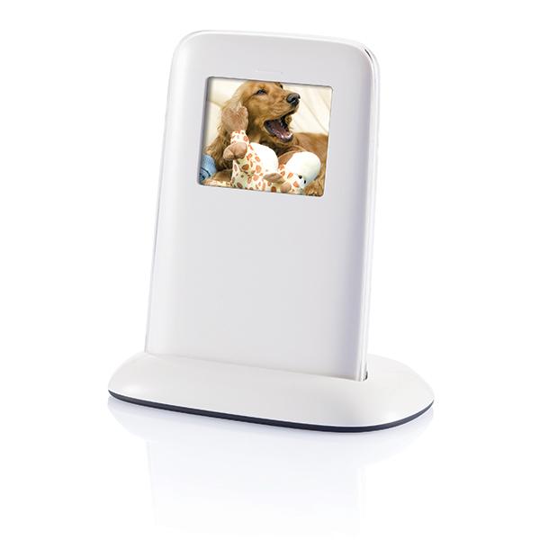 INP319003 Cornice digitale da 2,4 pollici con orologio