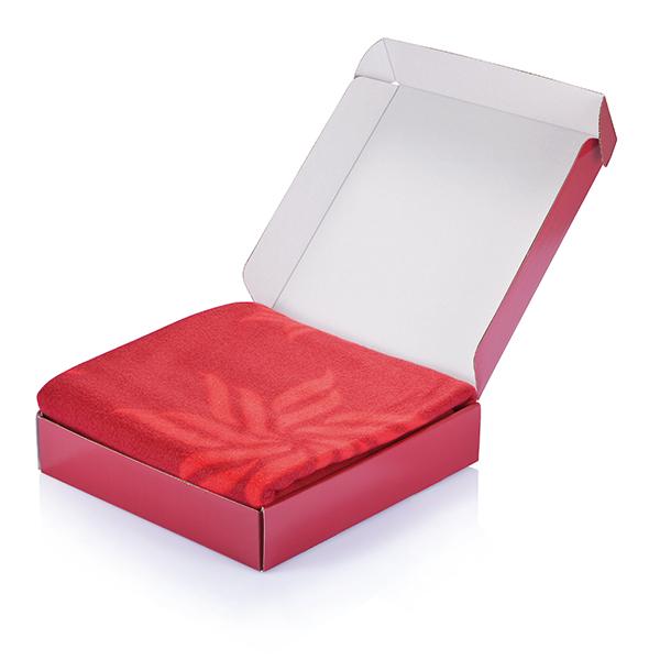 INP459624 Coperta pile in scatola regalo 1