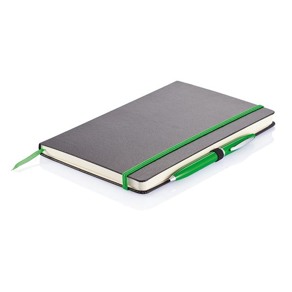 INP773567 Set regalo taccuino A5 con penna